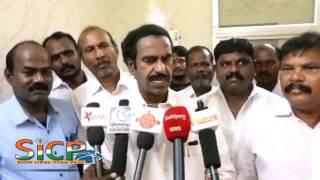 N R Dhanapalan Press Meet at Madurai