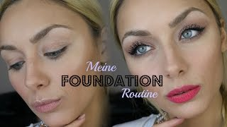 FOUNDATION ROUTINE I TALK THROUGH