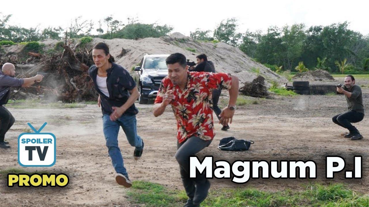 """Download Magnum P.I. 1x08 Promo """"Die He Said"""""""