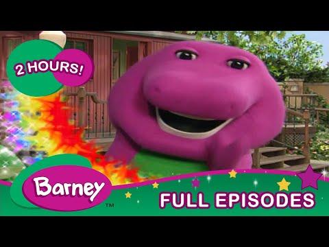 Download Barney | FULL EPISODES | 2 Hours + | Season 10