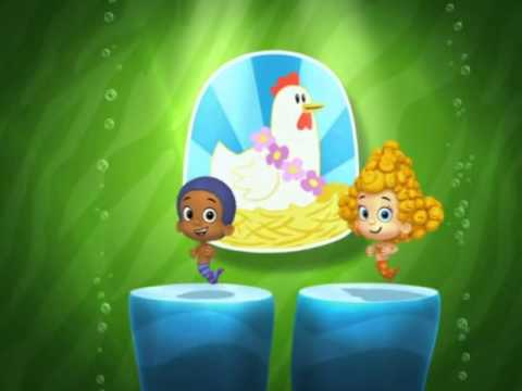Bubble Guppies The Spring Chicken Dance