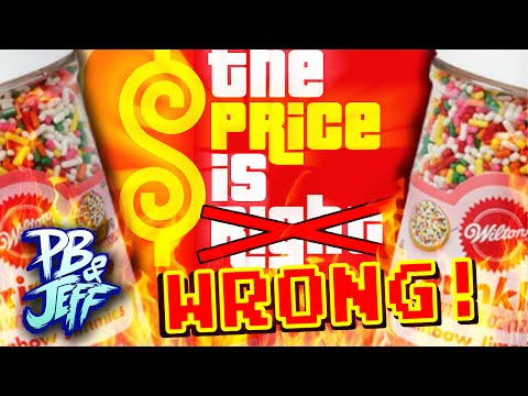 THE PRICE IS WRONG! - The Price is Right (Part 2 of 2)