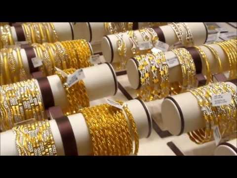 A Video Journey to Gold Souk in Dubai | GoldPricesDubai com