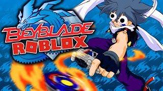 Roblox Beyblade Rebirth - LEVEL UP! - Episode 5