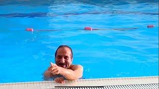 READING VLOG PART 2 | PAPAS SWIM SESSION & DESI BREAKFAST !!