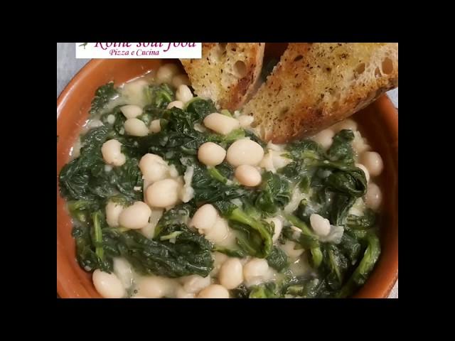 Zuppetta di fagioli e broccoli