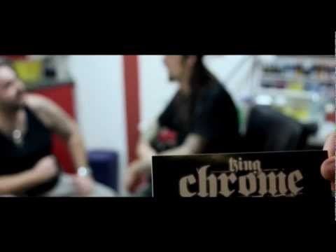 KING CHROME TV - Rollin' with the Wreckin' Crew part 1