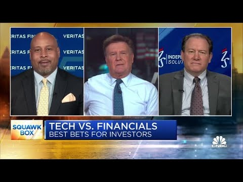 Two pros debate whether tech or bank stocks are a better bet for investors