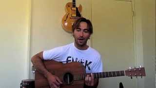 How to Play - You Are The Best Thing - Ray Lamontagne - Acoustic