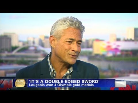 Greg Louganis on HIV and Chick-fil-A