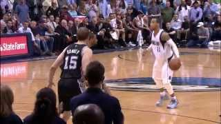 NBA: Monta Ellis Notches 38 Points to Stop the Spurs