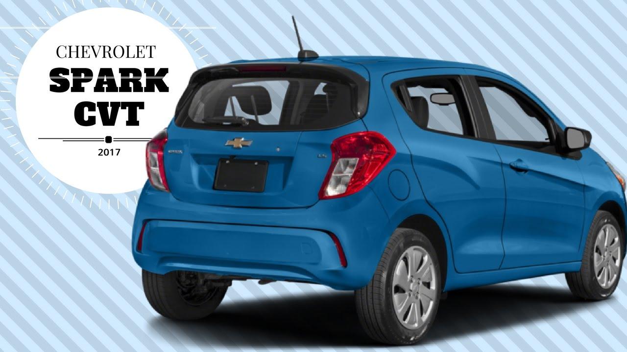 Chevrolet spark cvt 2017 automatico cdmx car one tlalpan y las bombas