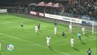 Первая Лига, 23-й тур.«Севастополь» - «Сталь» А  2:1