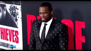 50 CENT SMASHES THAT 'RSVP' BUTTON AFTER RECEIVING TYLER PERRY'S INVITE TO HIS STUDIO OPENING