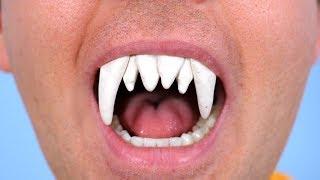 Dog Teeth Grow In Mouth!