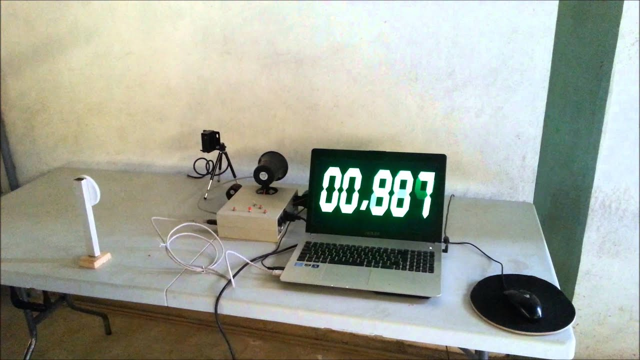 Professional stopwatch and timer for Windows