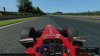 rFactor 2 Ferrari F1 Nordschleife Gameplay