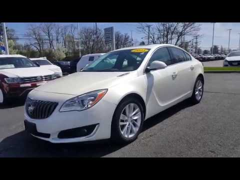 2015 Buick Regal Turbo Sedan For Sale Cleveland OH 20475P