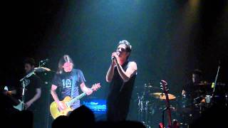Blackfield - Zigota [Live at Le National]