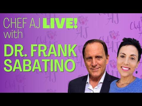 DR. FRANK SABATINO - WATER FASTING FOR REVERSING DISEASE
