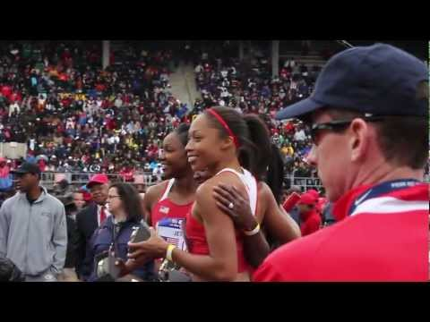 Saturday Remix At The Penn Relays
