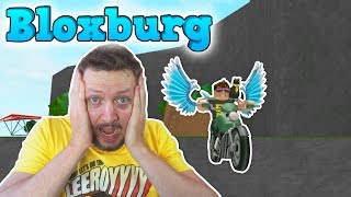 I BUY A MOTORCYCLE! -ROBLOX Bloxburg English Ep 16