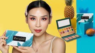 My Palette Reveal! Tina Yong X BH Cosmetics