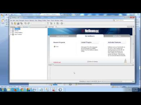 how to connect mysql database in jsp using netbeans pdf