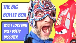 Fun toys for children - The Boflet Box with Billy #1 - The Boflet Show - The Toy Club