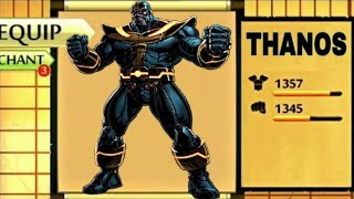 Shadow Fight 2 New Thanos and Bodyguards