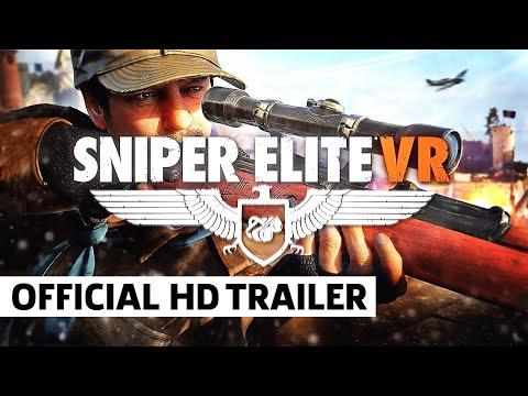 Sniper Elite VR – Official Gameplay Trailer