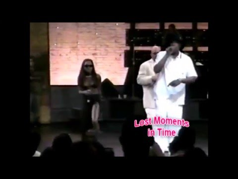 Foxy Brown - Who You Wit (with Jay-Z & Damon Dash) - Live in NYC (1997)