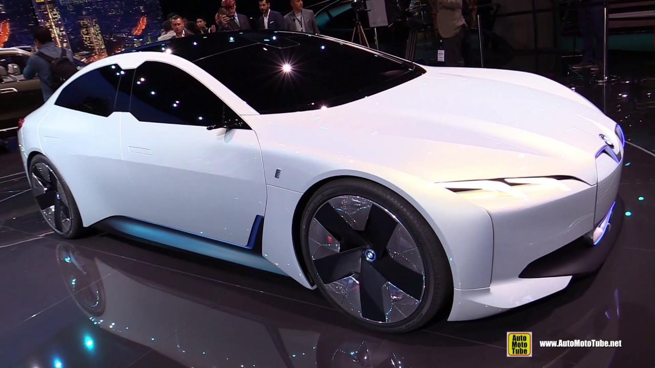 bmw i-vision dynamics concept - walkaround - 2017 frankfurt auto show