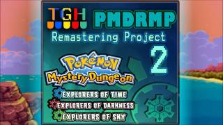 PMD2 - On The Beach At Dusk (REMASTERED, Pokemon Mystery Dungeon 2 Remastering Project)