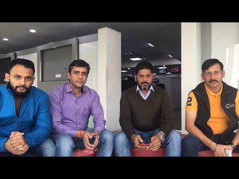 Kolkata Test, Day 5:  1st session Update | Sports Tak