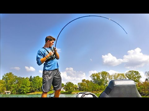Catching Fish Out of NASTY Green Water -- Homecoming Tour pt. 1