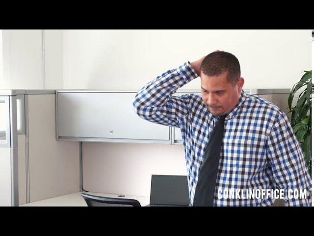 SDS Ad | Conklin Office Furniture