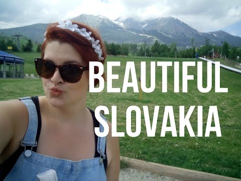 DeniVevVlogs: Slovakia, Wedding and family