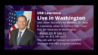 2020 VBA Tele-Town Hall_WASHINGTON