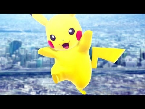 pokemon x and pokemon y trailer hd youtube. Black Bedroom Furniture Sets. Home Design Ideas
