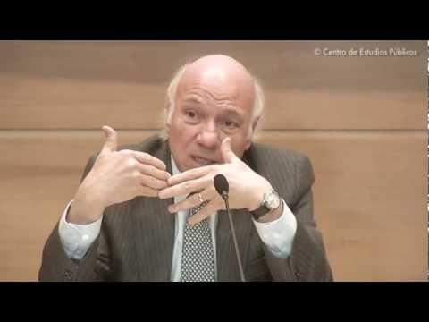 Nicolás Eyzaguirre: América Latina en el contexto global actual 2/2