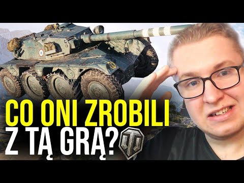CO ONI ZROBILI Z TĄ GRĄ? - World of Tanks thumbnail