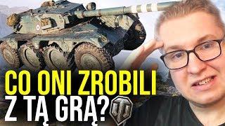 CO ONI ZROBILI Z TĄ GRĄ? - World of Tanks