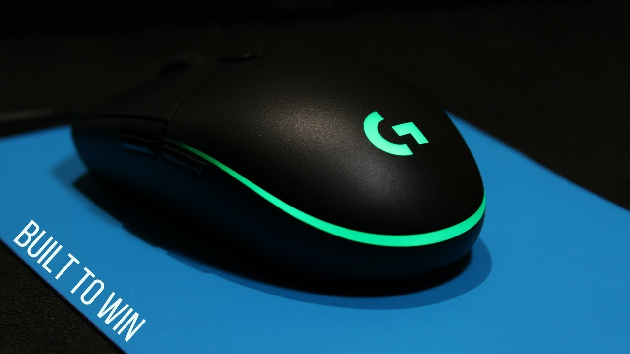 0212750945a Logitech G203 Prodigy - Best Budget Gaming Mouse? - YouTube