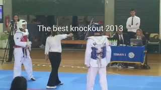 STAVROS KOUKOULETSOS The Best Knockout Athina 2013