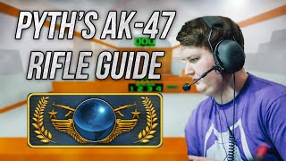 CS:GO - WinterFox Pyth's AK47 Rifle Guide