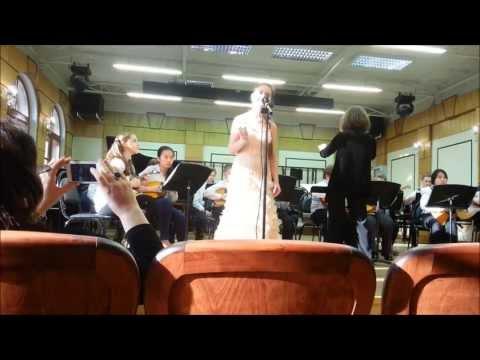 Ангел светлый в институте музыки им. Шнитке Лариса Шиберт (6 класс)