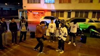 BDM COLOMBIA//FINAL/FILTRO/ÑKO VS ANDY INK/FREESTYLE RAP/BATALLA DE MAESTROS