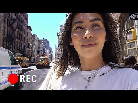 NYC VLOG: ITS BEEN A NEW YORK MINUTE! explaining myself...