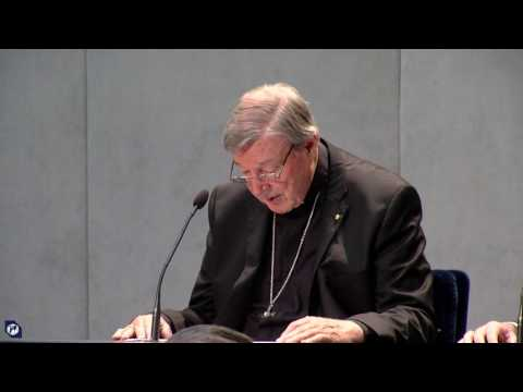 Cardinal George Pell responds to abuse charges